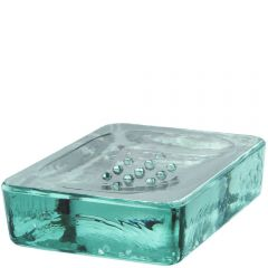 "4"" Bullion Rectangle Soap Dish"